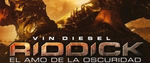 RIDDICK EL AMO DE LA OSCURIDAD Subtitulada
