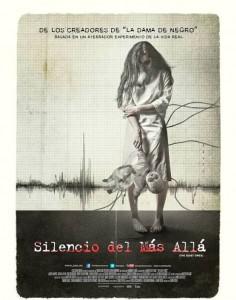 silencio del mas alla poster