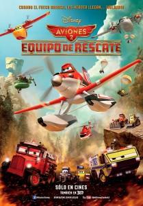 aviones-2-equipo-de-rescate-poster
