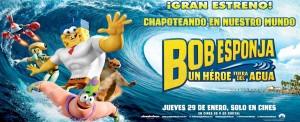 BOB ESPONJA 3D