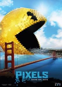 pixels-poster