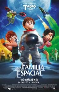 una-familia-espacial-poster