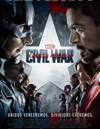 CAPITAN AMERICA: CIVIL WAR 3D