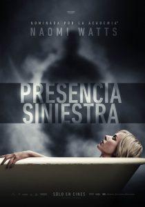 presencia siniestra poster