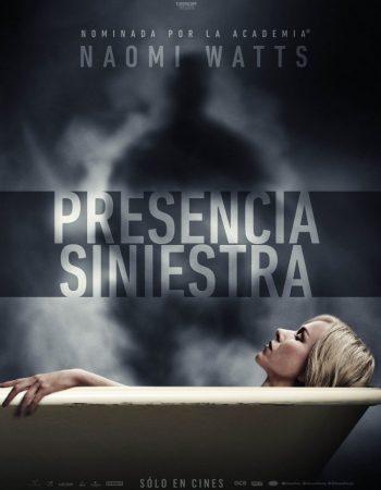 PRESENCIA SINIESTRA