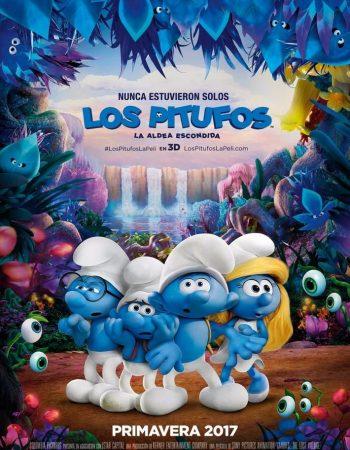 LOS PITUFOS 3 3D